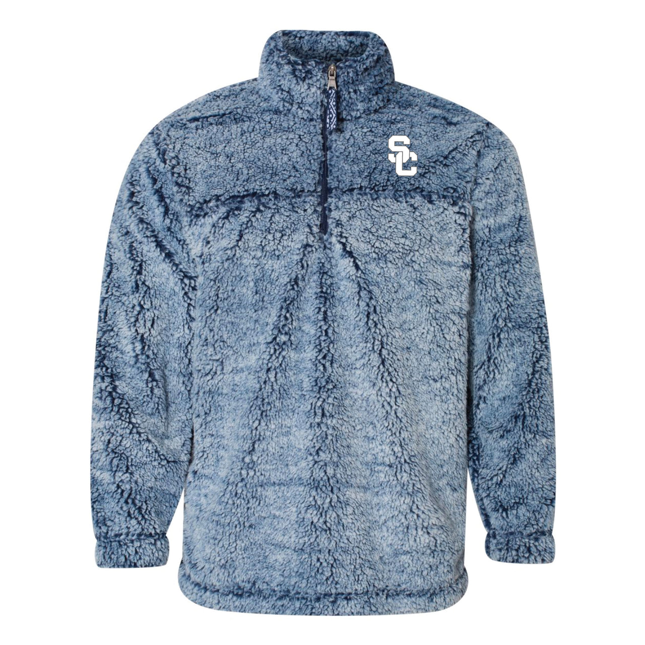 Adult Sherpa 1/4-zip Pullover