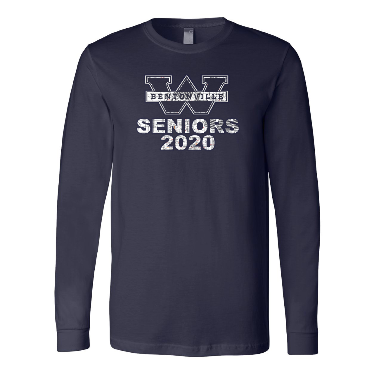 Bentonville West Senior Class Long Sleeve Tee