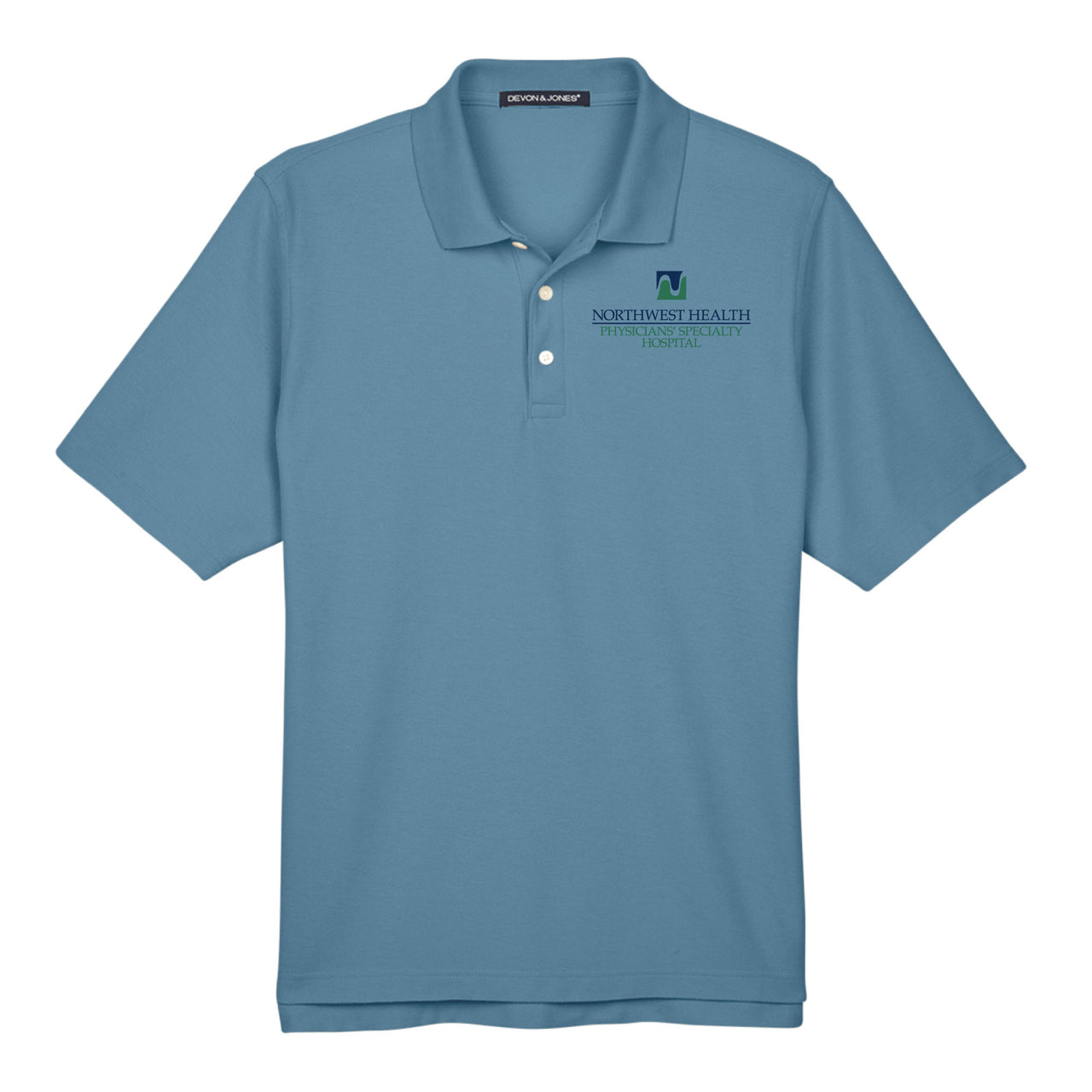 PSH Men's Logo Polo