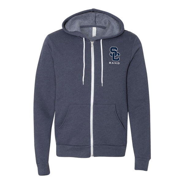 Adult Full-Zip Band Sweatshirt
