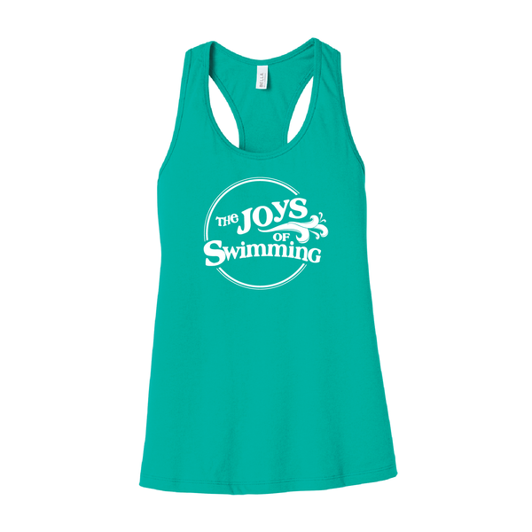 The Joys of Swimming Ladies Tank