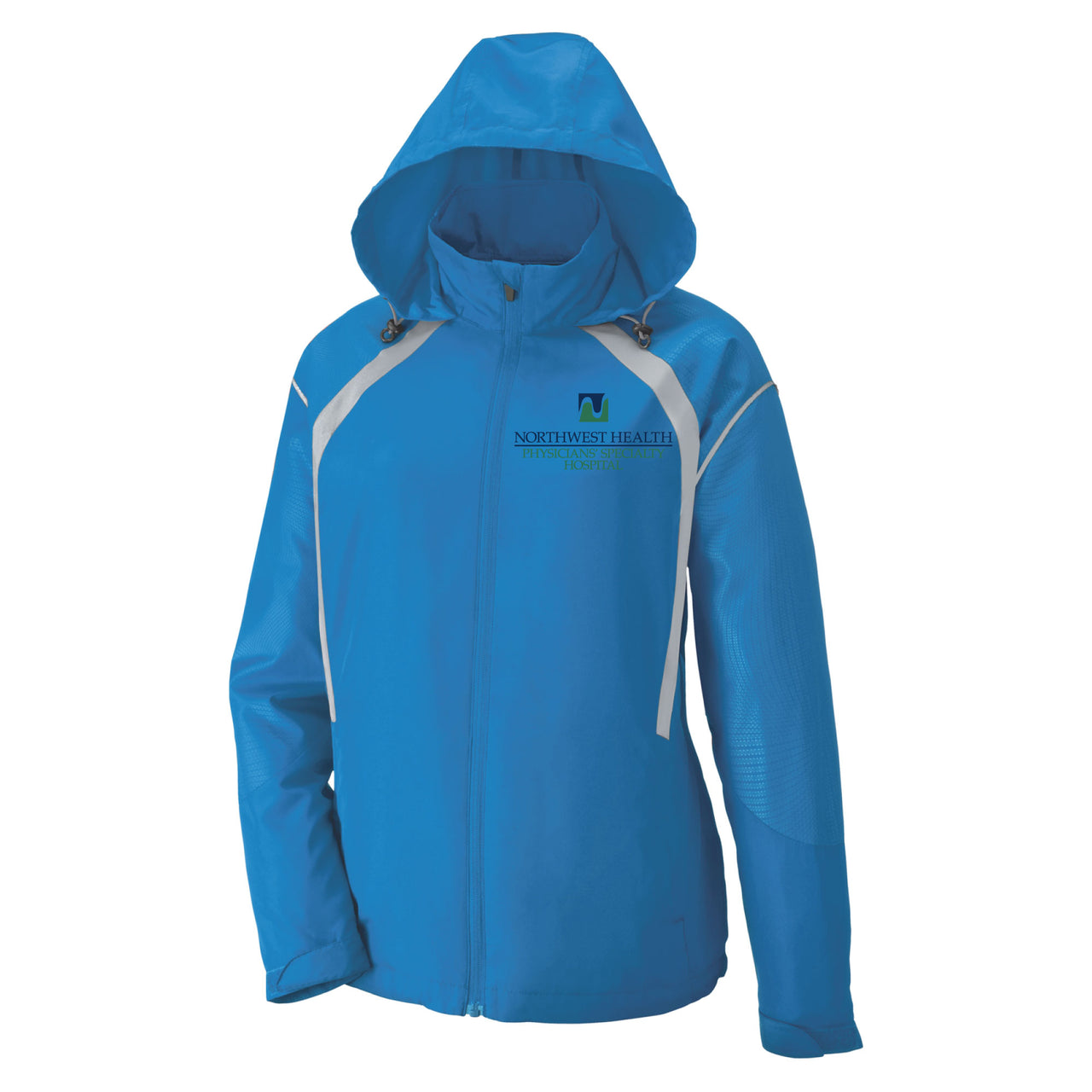 PSH Ladies NorthEnd Sirius Lightweight Logo Jacket