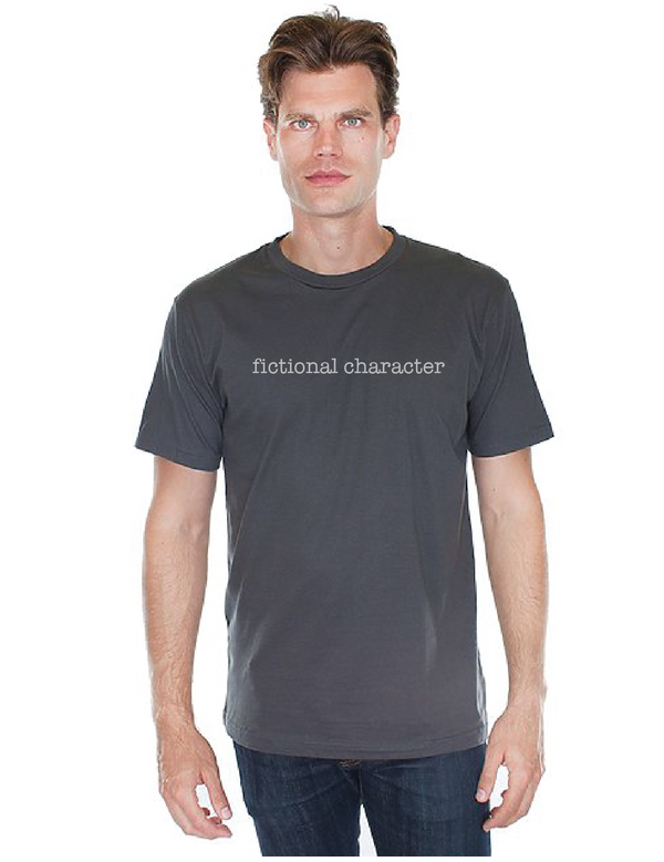 "Gotahold ""Fictional Character"" Tee"