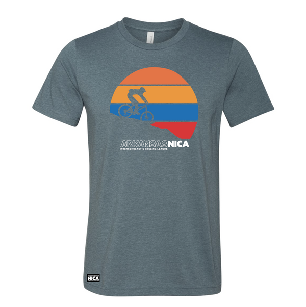 Arkansas NICA Sunset Tee