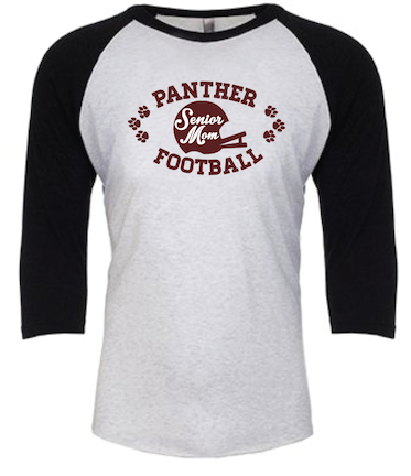 Senior Football Mom Shirt