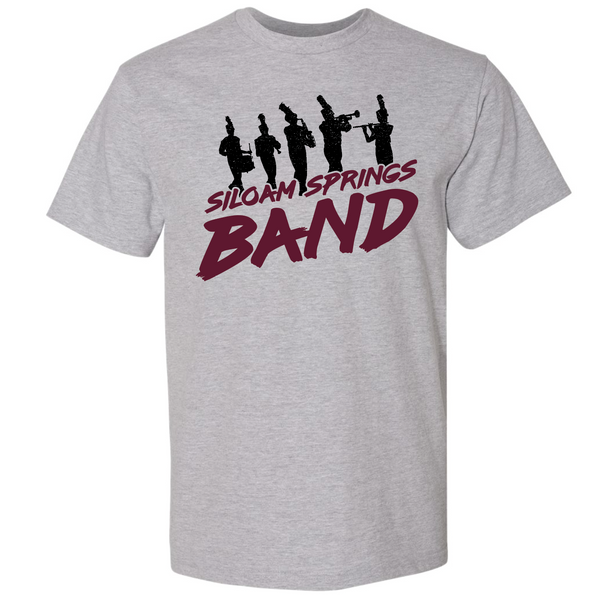 SALE: Marching Band Tee
