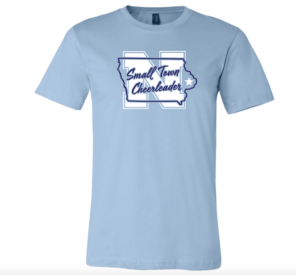 Small Town Cheerleader Tee