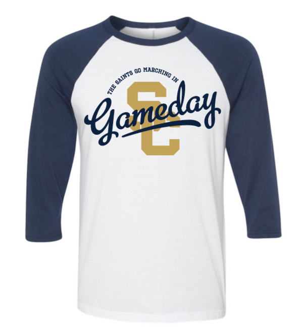 Gameday Raglan