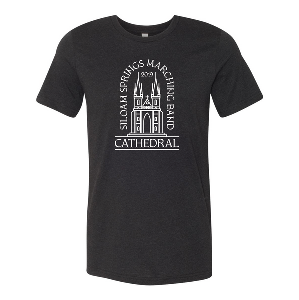 "2019 ""Cathedral"" Band Theme Tee"