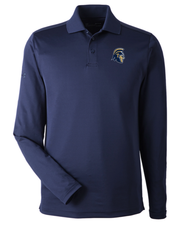 Pre-Sale Under Armour Men's Corp Long Sleeve Performance Polo