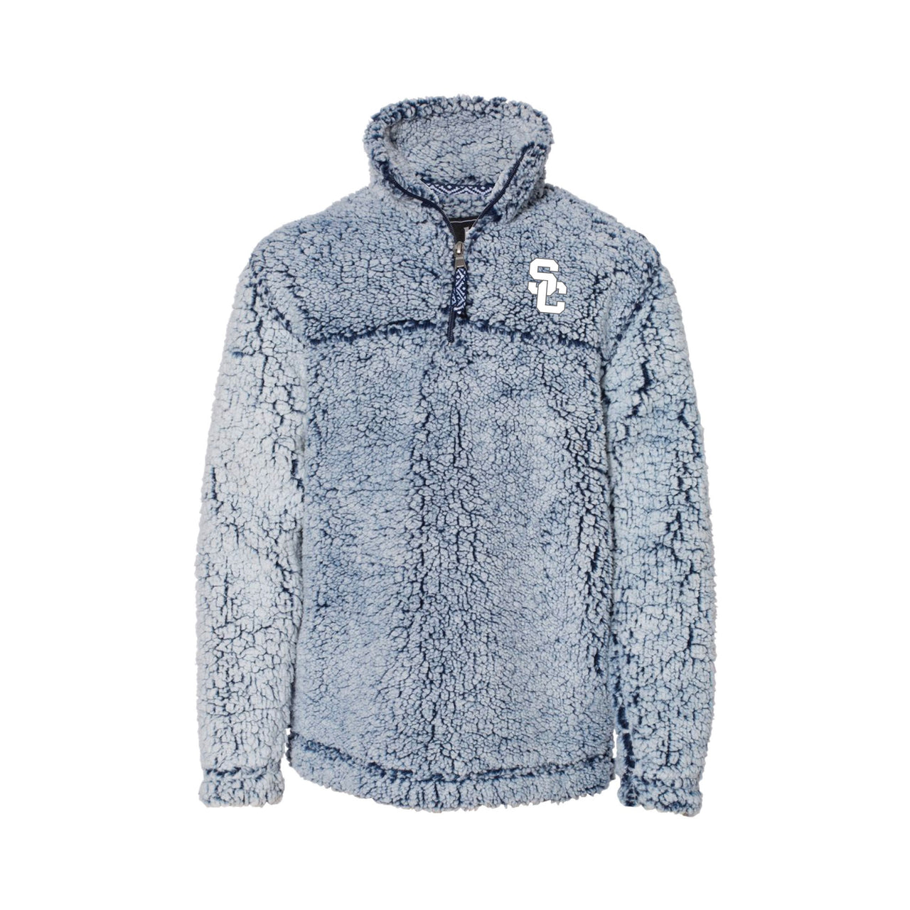 Youth Sherpa 1/4-zip Pullover