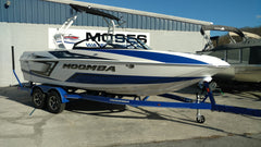 2017 Moomba CRAZ (22') with Auto Wake!!!