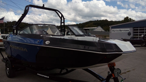 "!!!SOLD!!! 2017 Moomba HELIX (20'5"") with AUTO WAKE!!!"