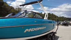 2017 MOOMBA MOJO (23') WITH AUTO WAKE!!!
