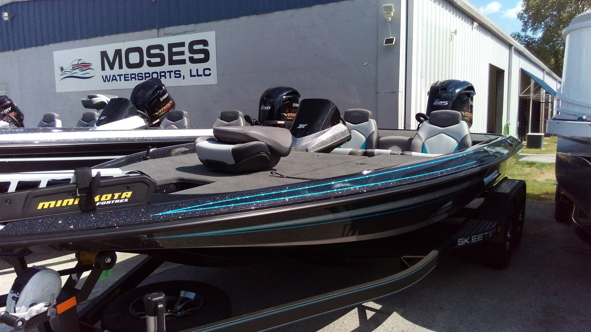 !!!SOLD!!! 2017 Skeeter ZX225 (19
