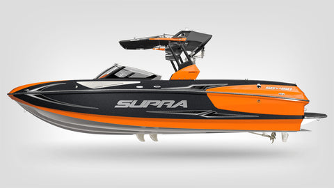 "!!!SOLD!!! 2017 Supra SG (23' 8"") with AUTO WAKE"