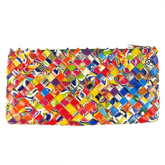 "NEU! Contigo ""Tetrapack Etui"" real upcycling/ fair trade"