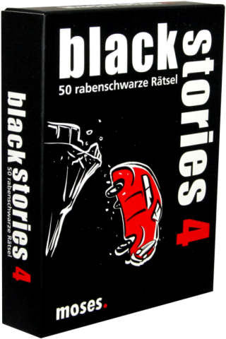 "DEUTSCHES MUSEUM SHOP ""Black Stories 1-4"""