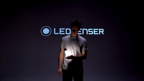 "LED Lenser ""Outdoorlampe ML6"" Designed in Germany"