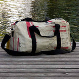 "MILCHMEER ""Zementsack Sporttasche"" real upcycling/ fair trade"