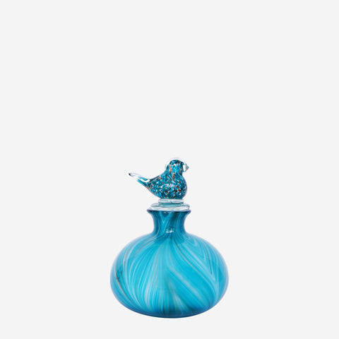 Turquoise Pickett Canister
