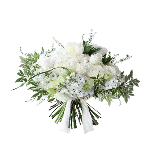 Idealist Romantic Flower Bouquet
