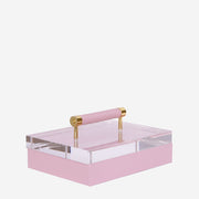 Pink Emke Jewellery Box