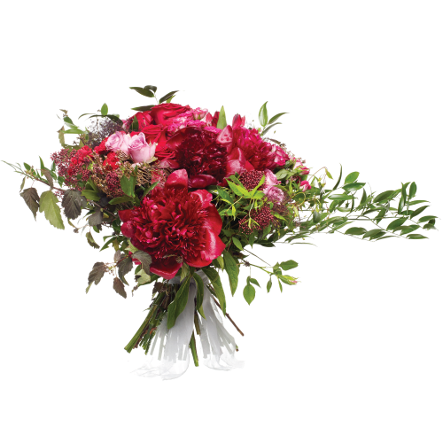 TFA Romantic Red Flowers