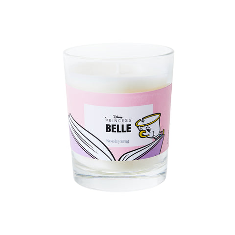 Disney Belle Candle 200g