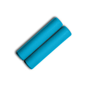 Aqua Silicone Grips - Villy Custom - Made in the USA