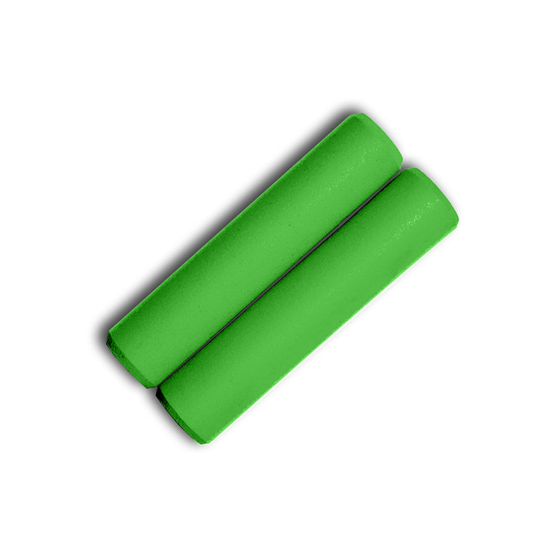 Green Silicone Grips - Villy Custom - Made in the USA