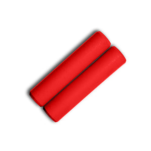 Red Silicone Grips - Villy Custom - Made in the USA