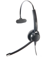 ADDASOUND Crystal 2821 Monaural Headset - Headset World USA - Your Headset Solutions