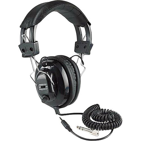 AmpliVox Sound Systems SL1002 Around-Ear Stereo Headphones with Volume Control - Headset World USA - Your Headset Solutions