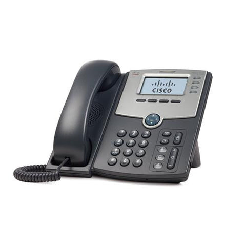 Cisco SPA504G 4 line IP Business Telephone - Headset World USA - Your Headset Solutions