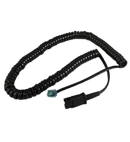 Cortelco Quick Disconnect and RJ9 Connector - Headset World USA - Your Headset Solutions