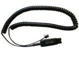 GN Netcom/Jabra &  Smith Corona Classic HIS Cord for Avaya Phones - Headset World USA - Your Headset Solutions