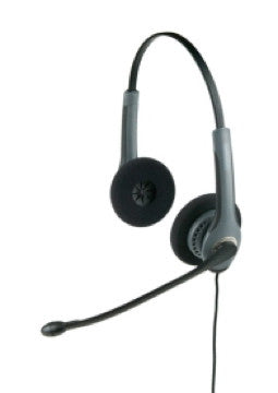 GN Netcom 2025 NC Noice Canceling Binaural Headset 2009-820-105 - DISCONTINUED - Headset World USA - Your Headset Solutions