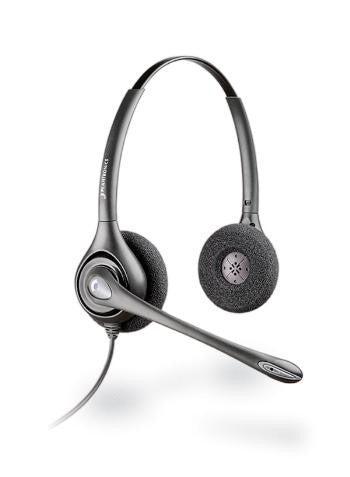 Plantronics Supraplus HW261N Binaural Headset with Cisco Cord