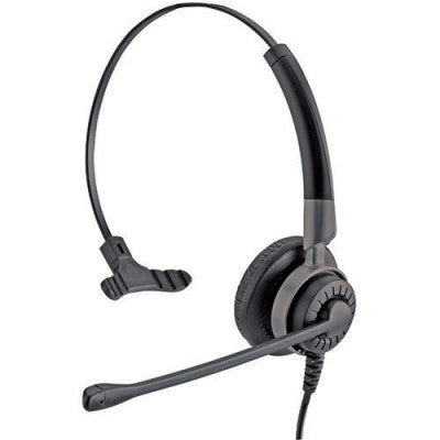 IPN H700 Monaural Headset w/2.5 mm Bottom Cord - Headset World USA - Your Headset Solutions