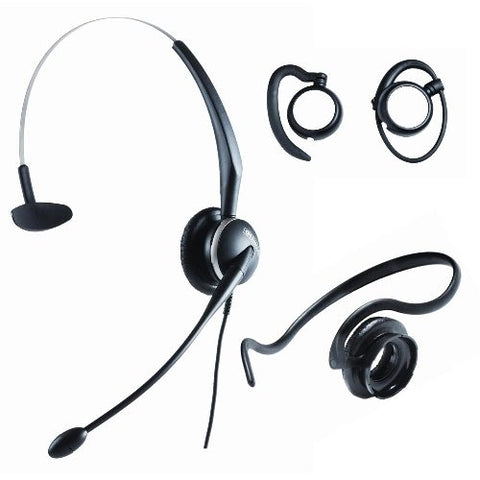 GN Netcom/Jabra 2124 Convertible Headset 2104-820-105 - Headset World USA - Your Headset Solutions
