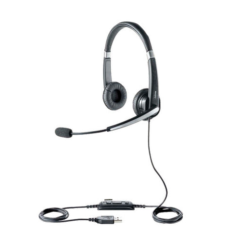 Jabra UC VOICE 550 DUO UC 5599-829-209 - DISCONTINUED - Headset World USA - Your Headset Solutions