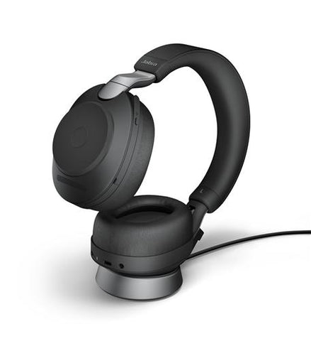 Jabra Evolve2 85 Link380a USB-A UC Stereo with Stand 28599-989-989