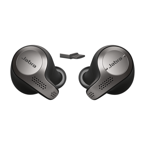 Jabra Evolve 65t UC True Wireless Earbuds 6598-832-209 - Headset World USA - Your Headset Solutions