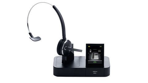 Jabra Pro 9470 Convertible Wireless headset 9470-66-904-105 - Headset World USA - Your Headset Solutions