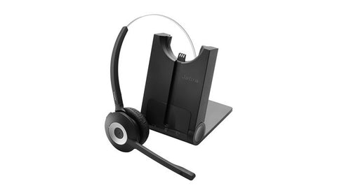 Jabra Pro 925 Wireless Headset Single Connectivity 925-15-508-185 - Headset World USA - Your Headset Solutions