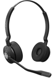 Jabra Engage 65 Stereo DUO 9559-553-125 Wireless Headset - Headset World USA - Your Headset Solutions