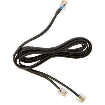 Jabra Link EHS Cable for Wide Range of Phone Models 14201-10