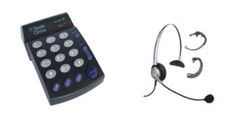 Home Rep COMBO SET - Smith Corona PD100 & Classic Convertible Headset - HOME OFFICE REPS - Headset World USA - Your Headset Solutions