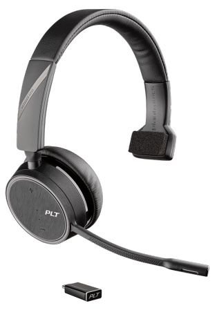 Plantronics 4210 USB-C Headset 211317-02